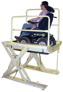 commercial wheelchair lift. Commercial Wheelchair Lifts Lift D