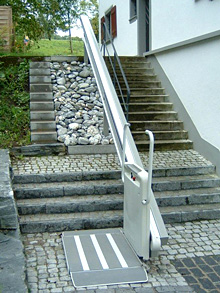 Wheelchair Lifts | PatientLiftSystems.Net