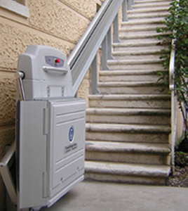 inclined wheelchair lifts